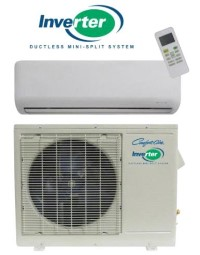 Comfort-Aire 18000 btu VMH18SC Split Air Conditioner Heat Pump SEER 21