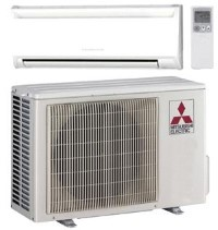 16200BTU MSYA17NA Mini Split AC
