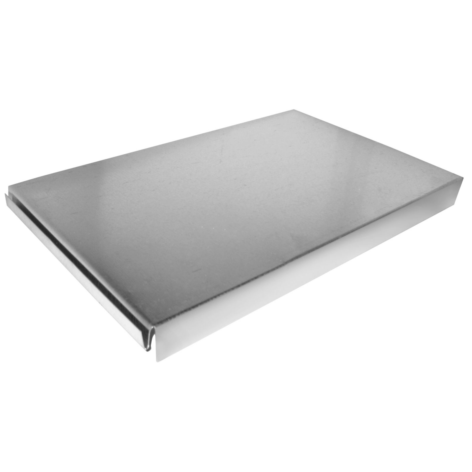 "Southwark 211812 - 18"" X 12"" Trunk Duct End Cap, Hot Dipped Galvanized Steel Per ASTM A653 CS Type B"