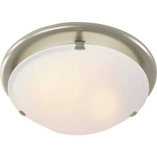 Broan-Nutone 80Cfm Dec Bn Fan Light 761BN Unit: EACH