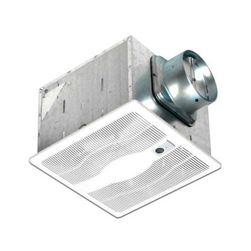 Air King E80DG 80 CFM 0.3 Sones Dual Speed Motion Sensing Exhaust Fan with BOOST Setting and Energy Star Rating from the Eco