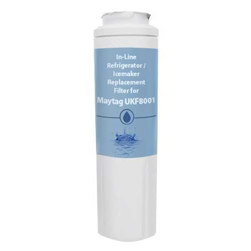Replacement Water Filter Cartridge for Maytag Refrigerator MFT2771WEM0