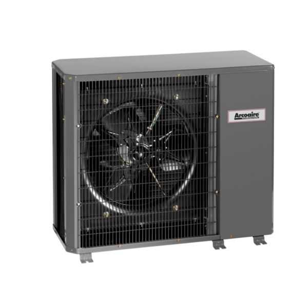 Arcoaire - HC4H324AKA - 2 Ton 13-14.5 SEER Ducted Horizontal Heat Pump Condenser R410A