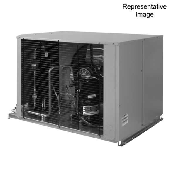 Heatcraft - Larkin - LHT015X6C - 1-1/2 HP Outdoor Condensing Unit: Extended Temperature Hermetic R-404A (208-230/3/60)