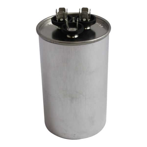 PROTECH 43-25133-14 - Capacitor - 40/5/440 Dual Round