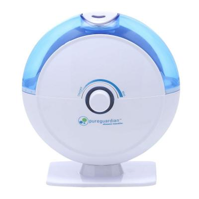 0.21 gal. 14-Hour Ultrasonic Cool Mist Table Top Humidifier