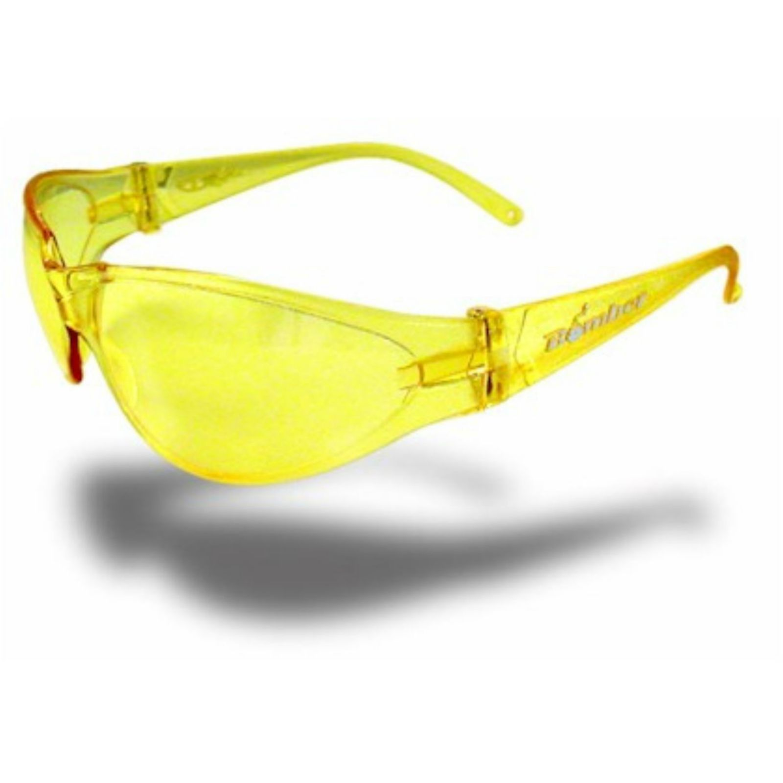 Bomber R102 -  #, X-Bombs Safety Glasses, Yellow